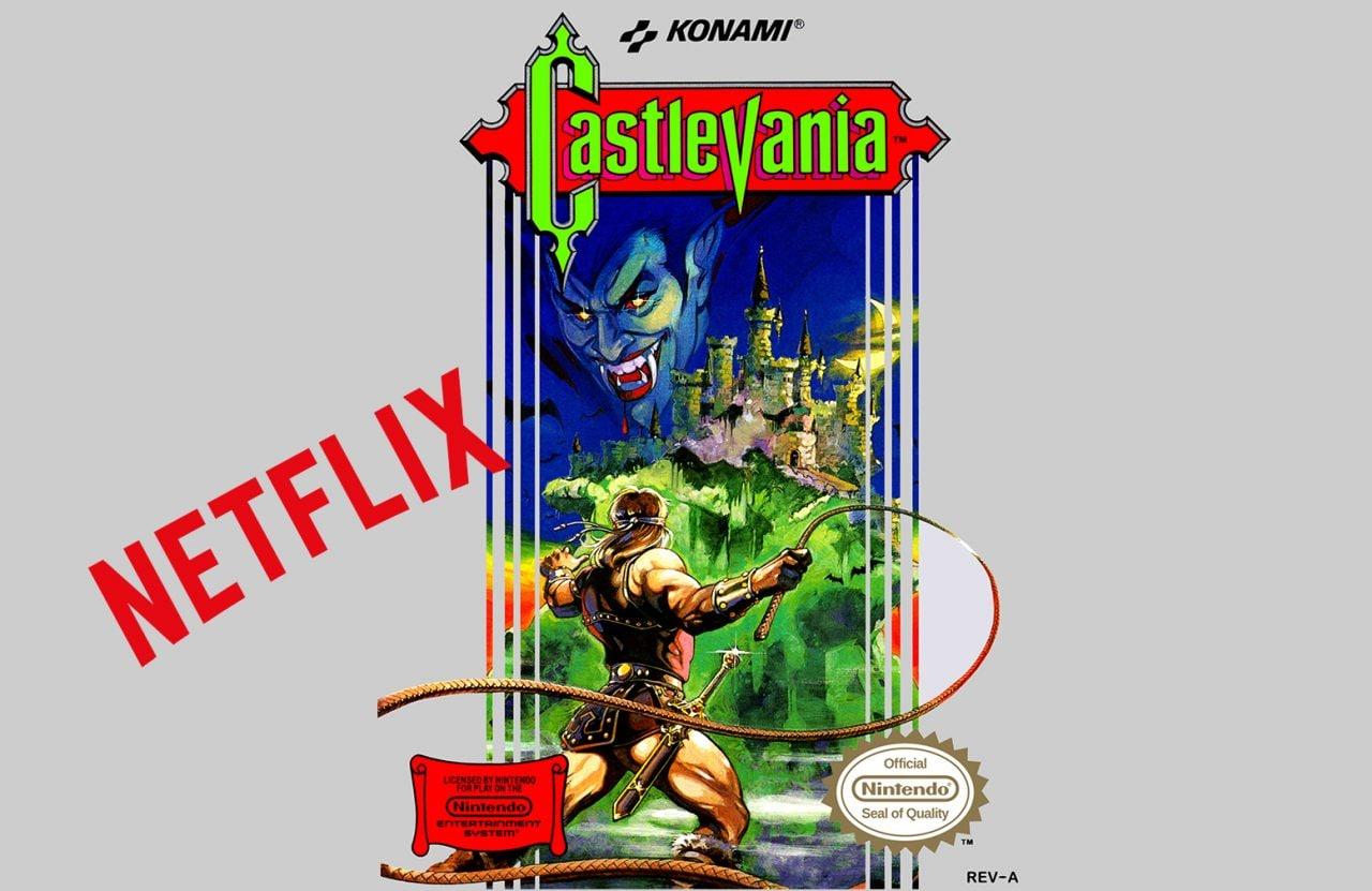 Netflix produrrà una serie animata su Castelvania