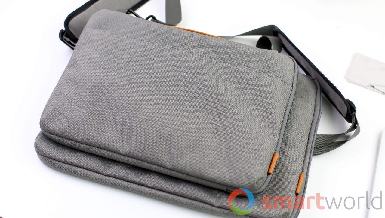 Borsa e tracolla per notebook/MacBook di Inateck (foto)