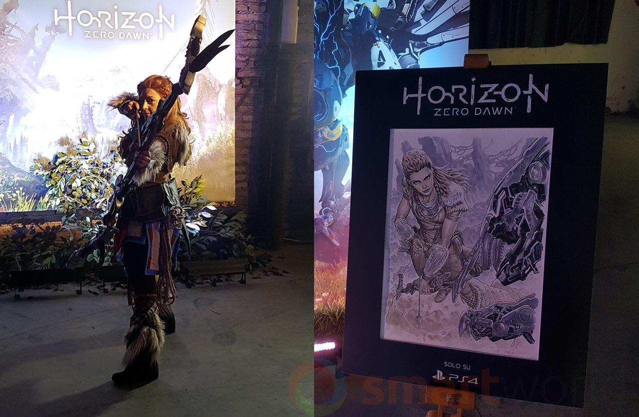 Anteprima Horizon Zero Dawn - Deve ancora uscire sul mercato, ma è già riuscito ad influenzare cosplayer e fumettisti di fama internazionale.