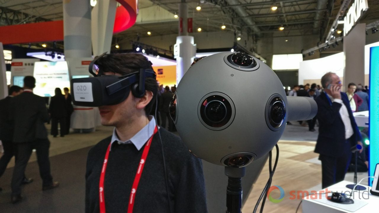 Nokia: stop alla sua videocamera VR da 60.000$