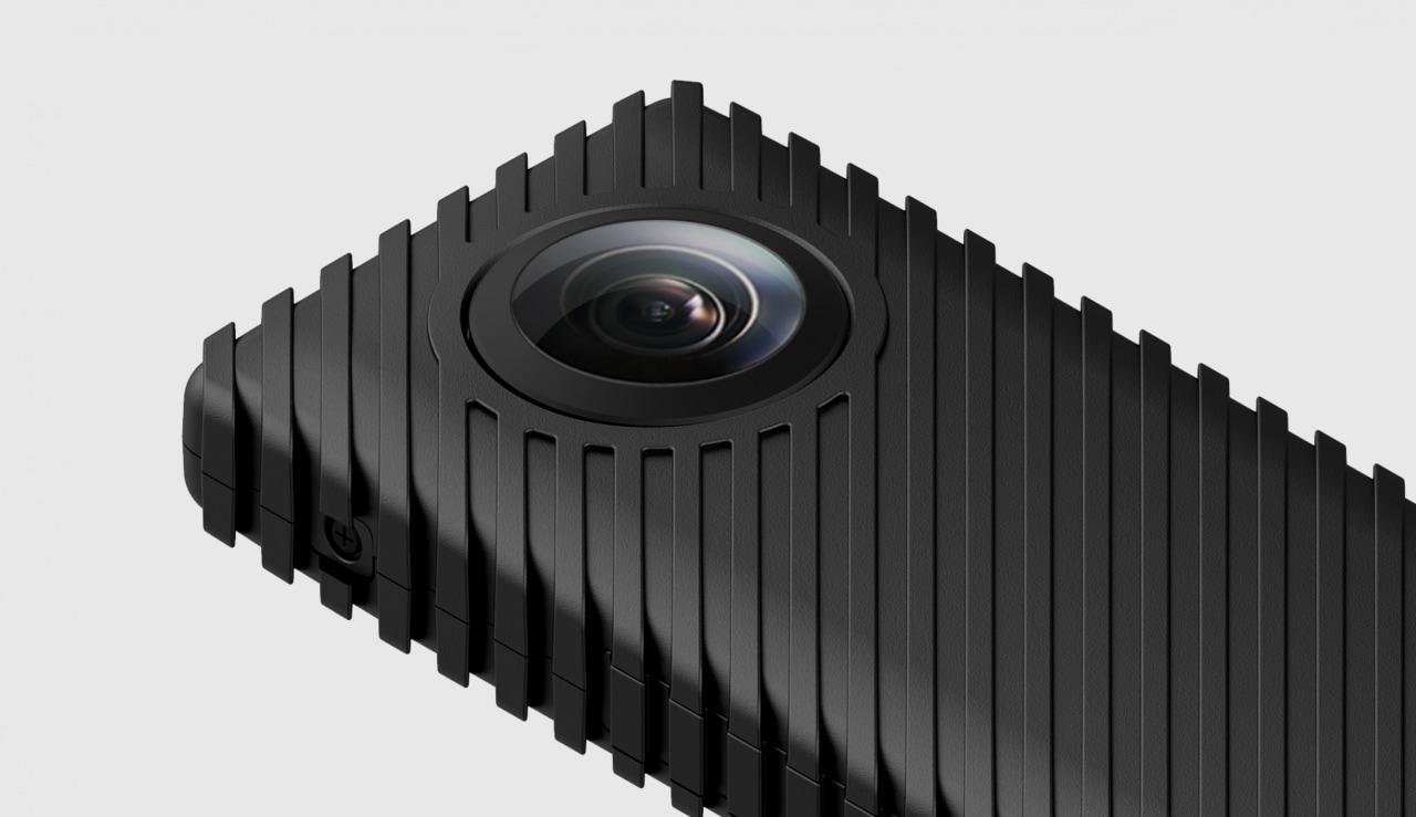 RICOH R Development Kit registra video a 360°, anche per 24 ore di fila