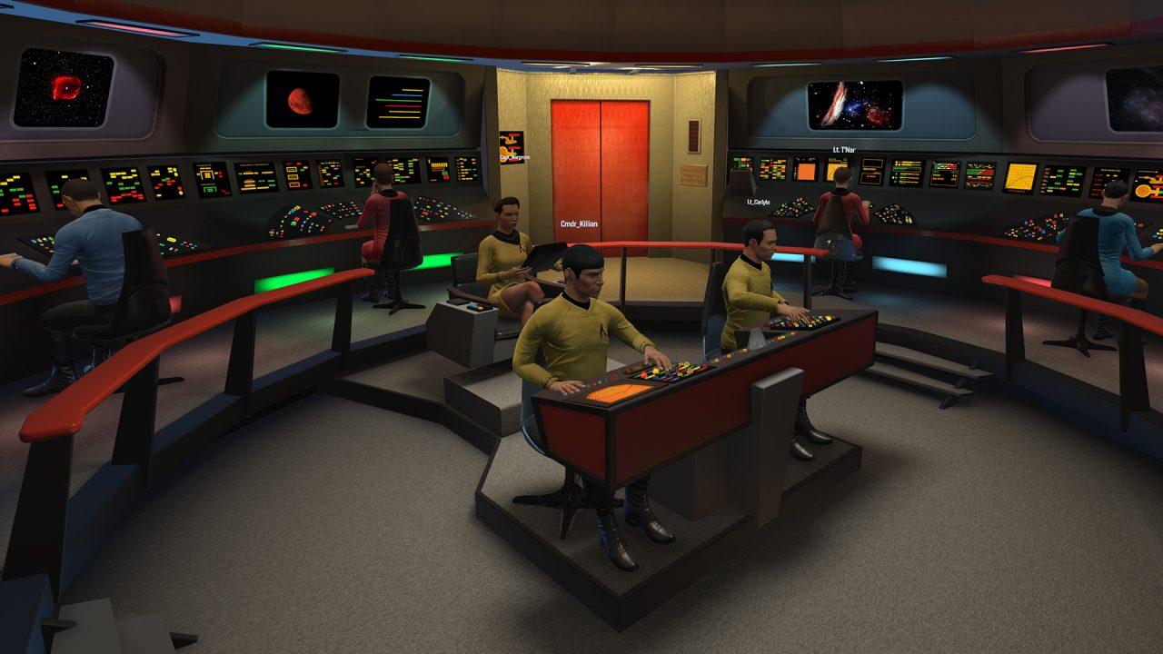 Nuove informazioni su Star Trek: Bridge Crew, il videogioco VR per veri #nerd