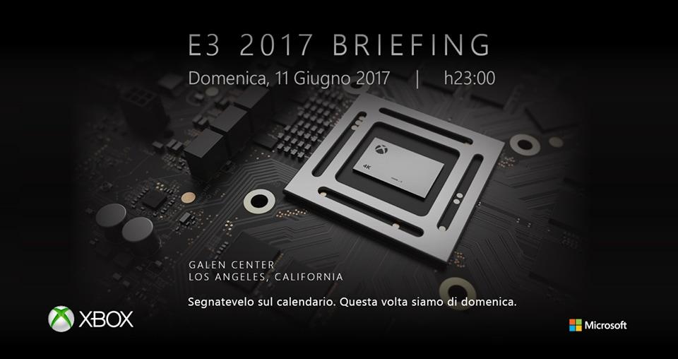 """Microsoft gioca d'anticipo, e si prepara per un E3 """"ricco di annunci"""""""