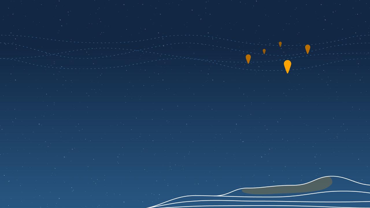 Project Loon: basteranno pochi droni mongolfiera per portare internet in tutto il mondo (foto)