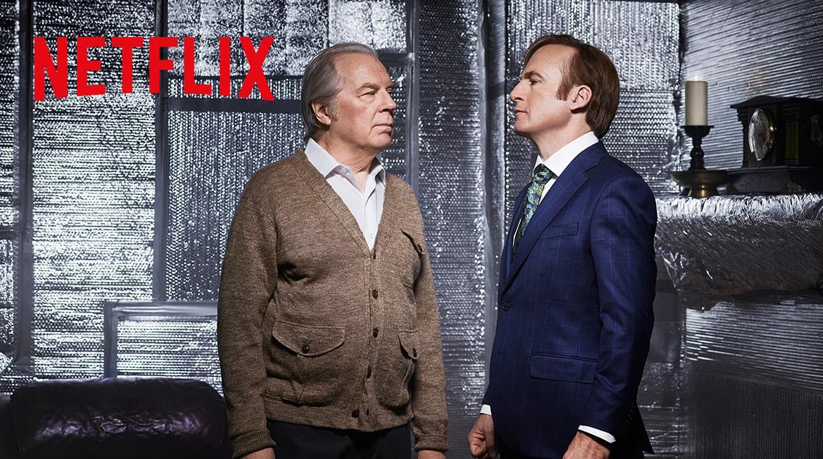 Le migliori novità in arrivo su Netflix ad aprile: c'è anche la terza stagione di Better Call Saul!