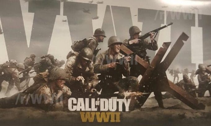 Call of Duty WWII potrebbe essere il nuovo capitolo di CoD ambientato durante la 2° Guerra Mondiale (foto)