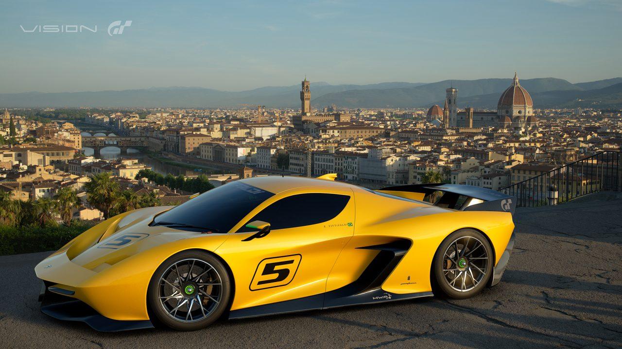 Fittipaldi EF7 di Pininfarina non è una supercazzola, ma una nuova auto di Gran Turismo!