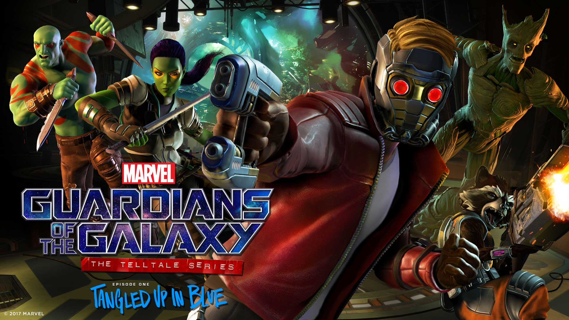 Guardians of the Galaxy Telltale (1)