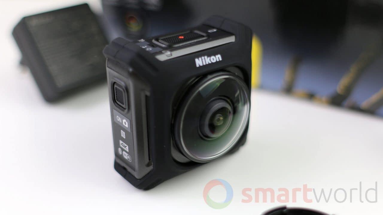 Nikon sta pensando di archiviare le action cam KeyMission? (foto)