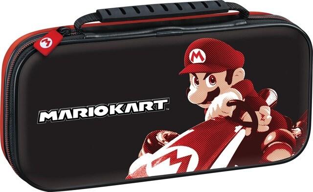 Bigben lancia una linea di custodie ufficiali per Nintendo Switch, anche a tema Zelda e Mario Kart