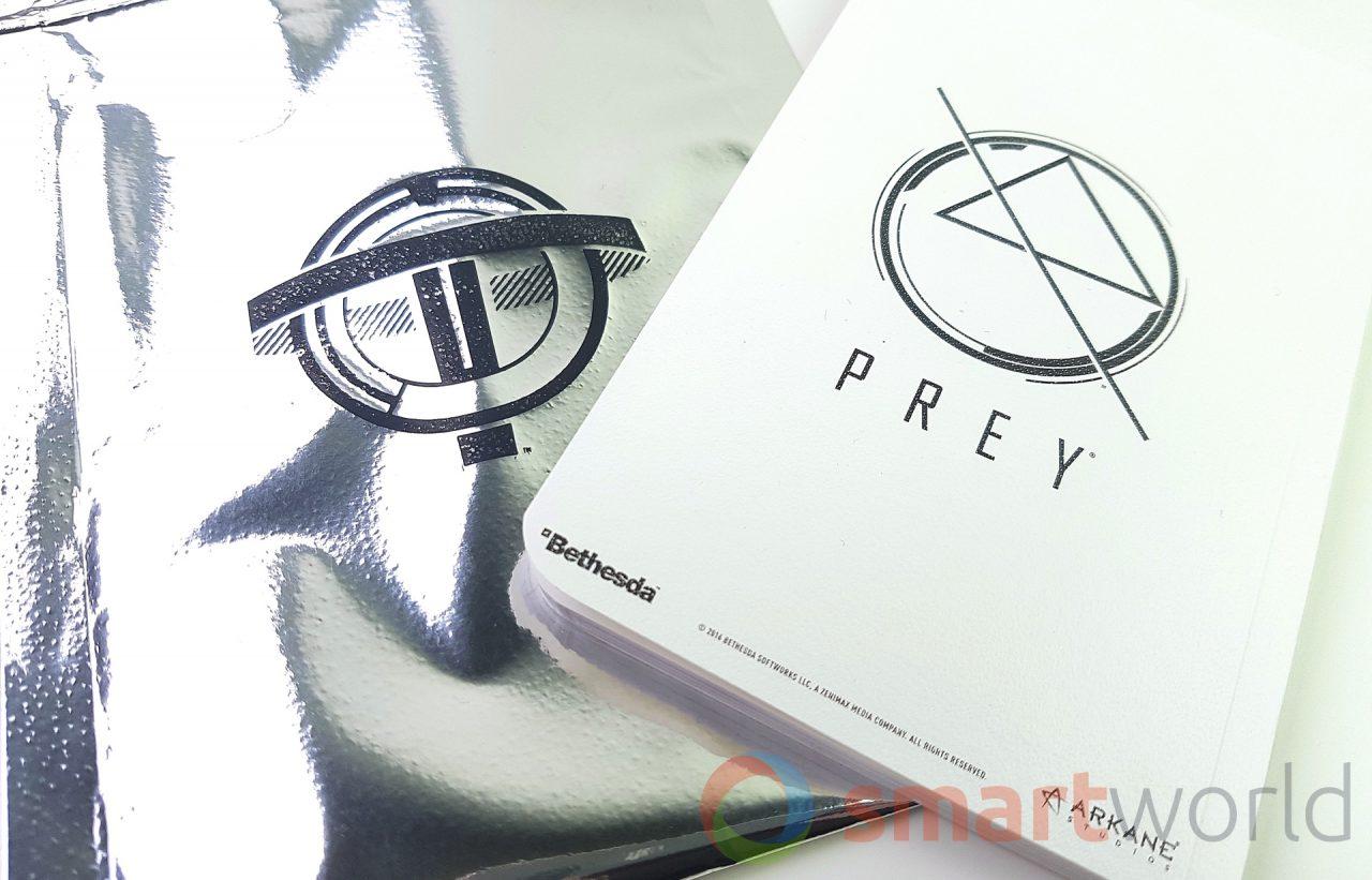 Prey: il diario confiscato di Morgan Yu (foto)