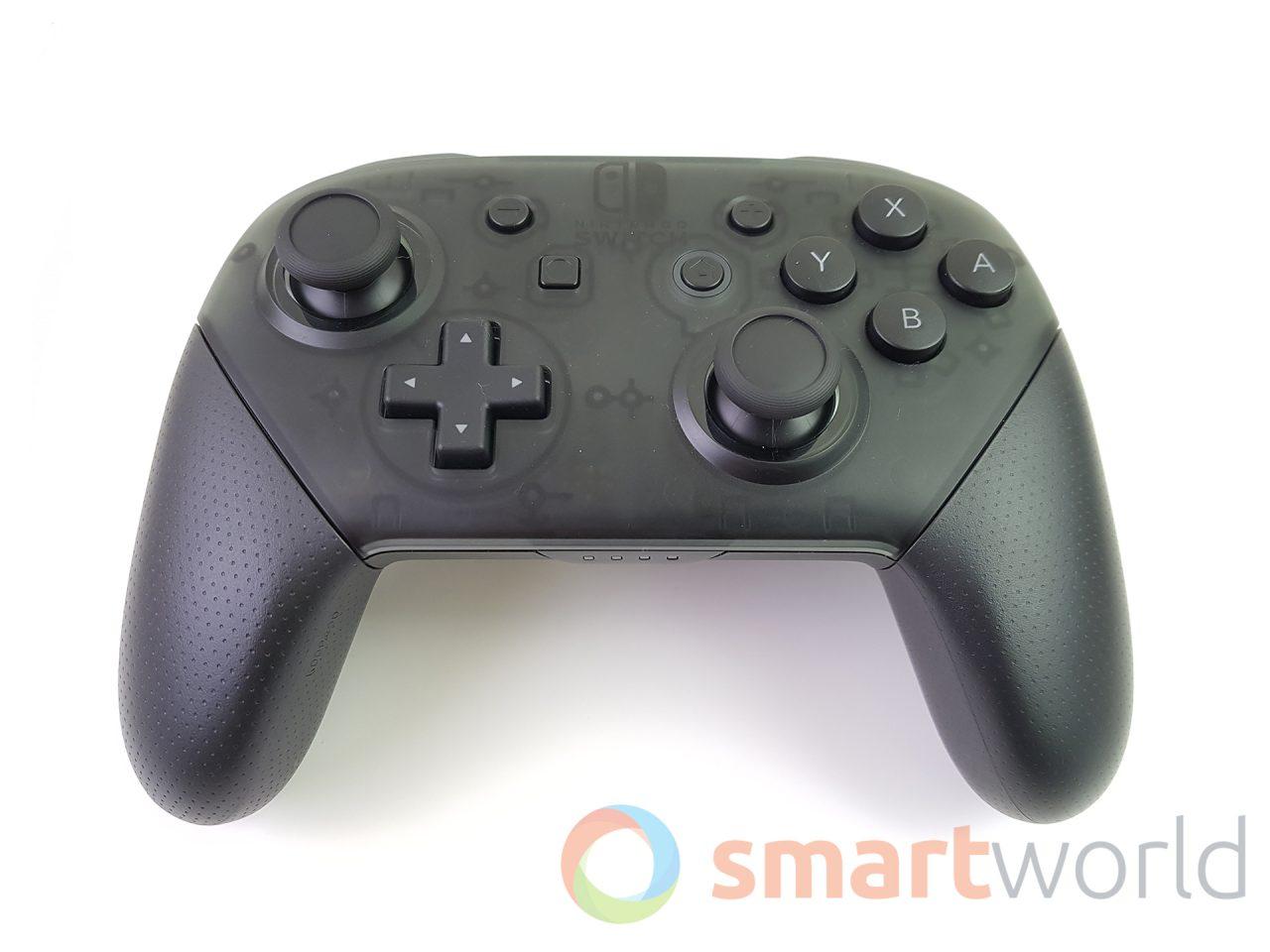 recensione-nintendo-switch-pro-controller