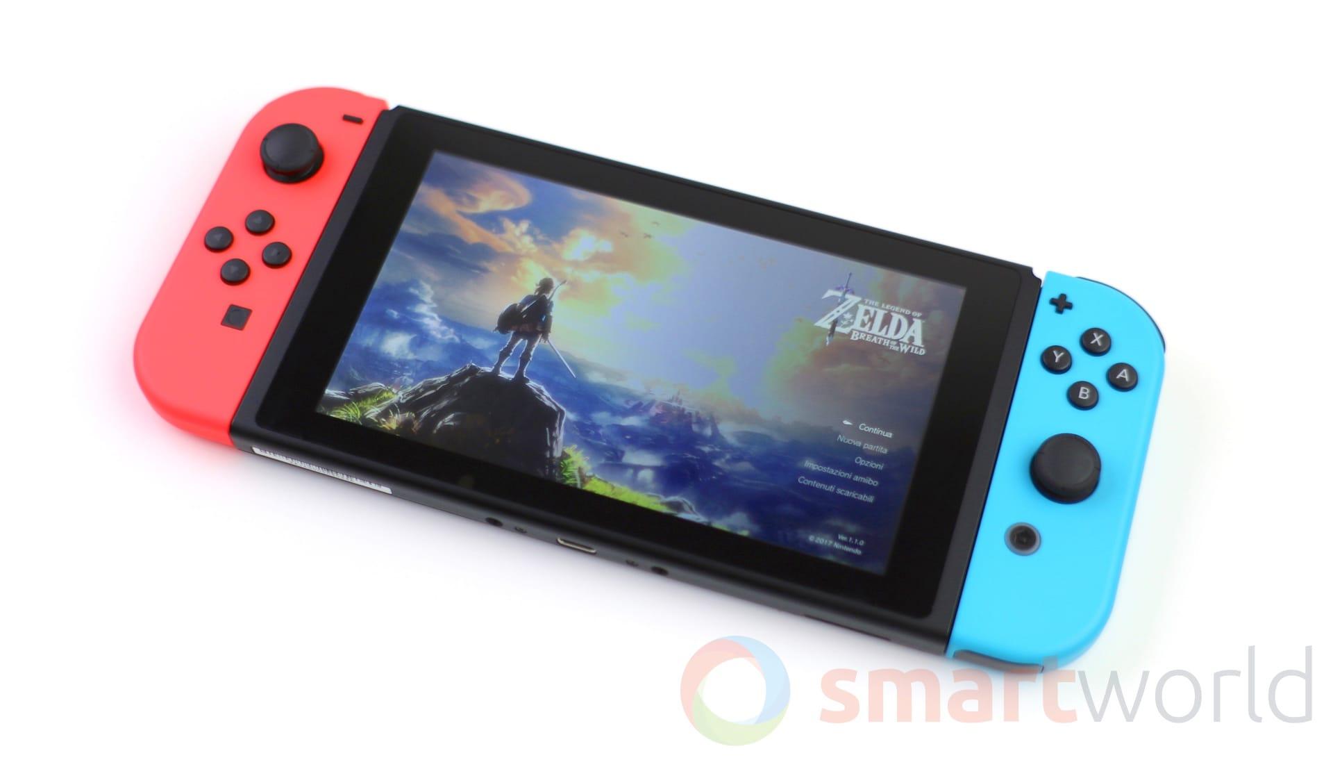 Nintendo Switch Prezzo Colore Classico Amazon