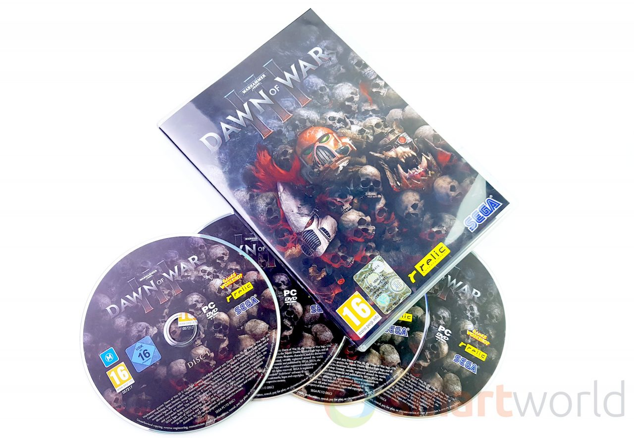 Warhammer 40,000: Dawn of War III disponibile da oggi per PC Windows