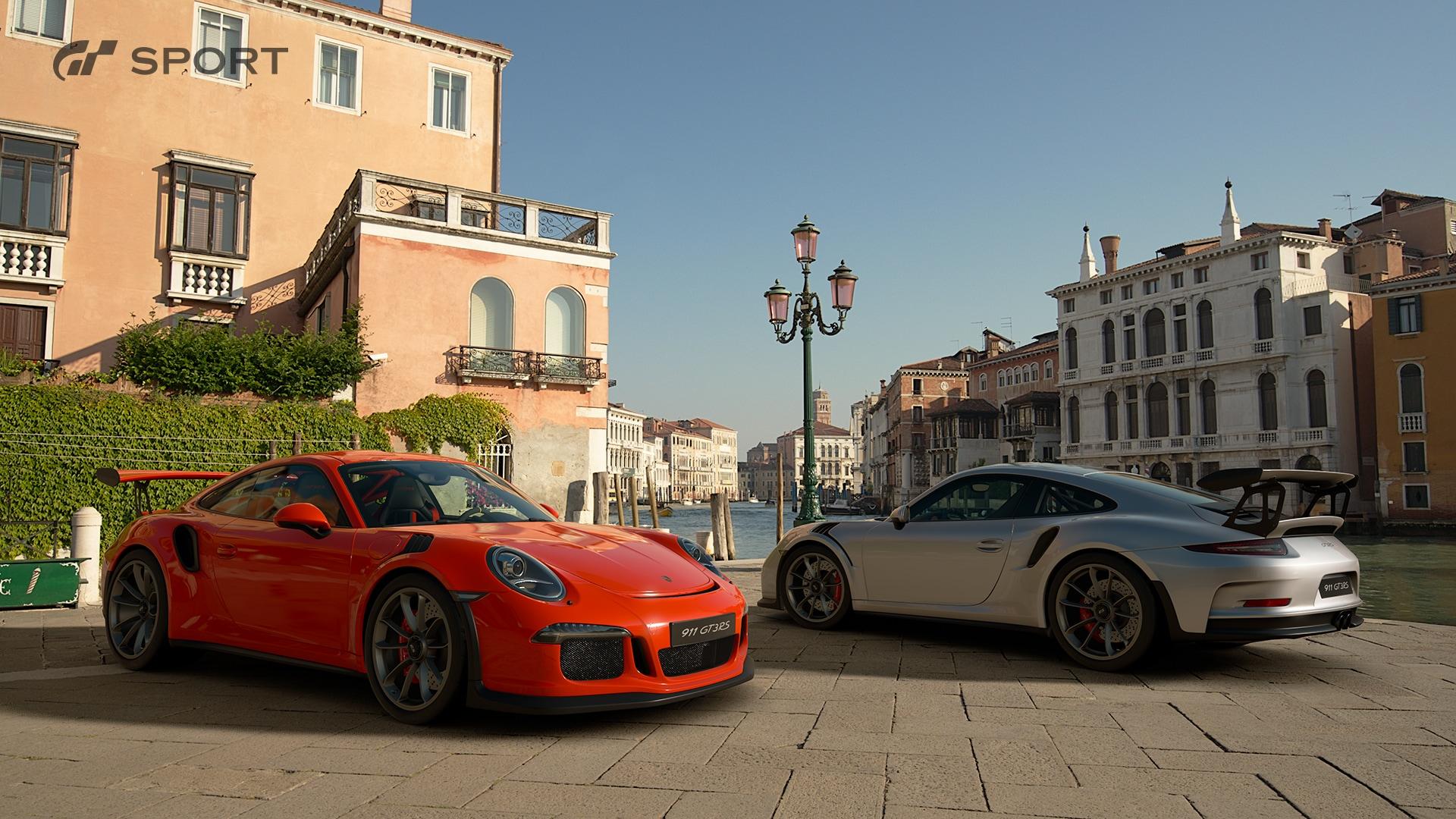 Gran Turismo Sport Porsche – 1