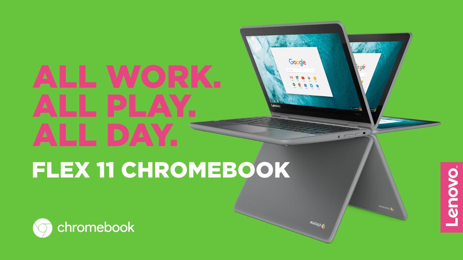Lenovo Flex 11 Chromebook 2