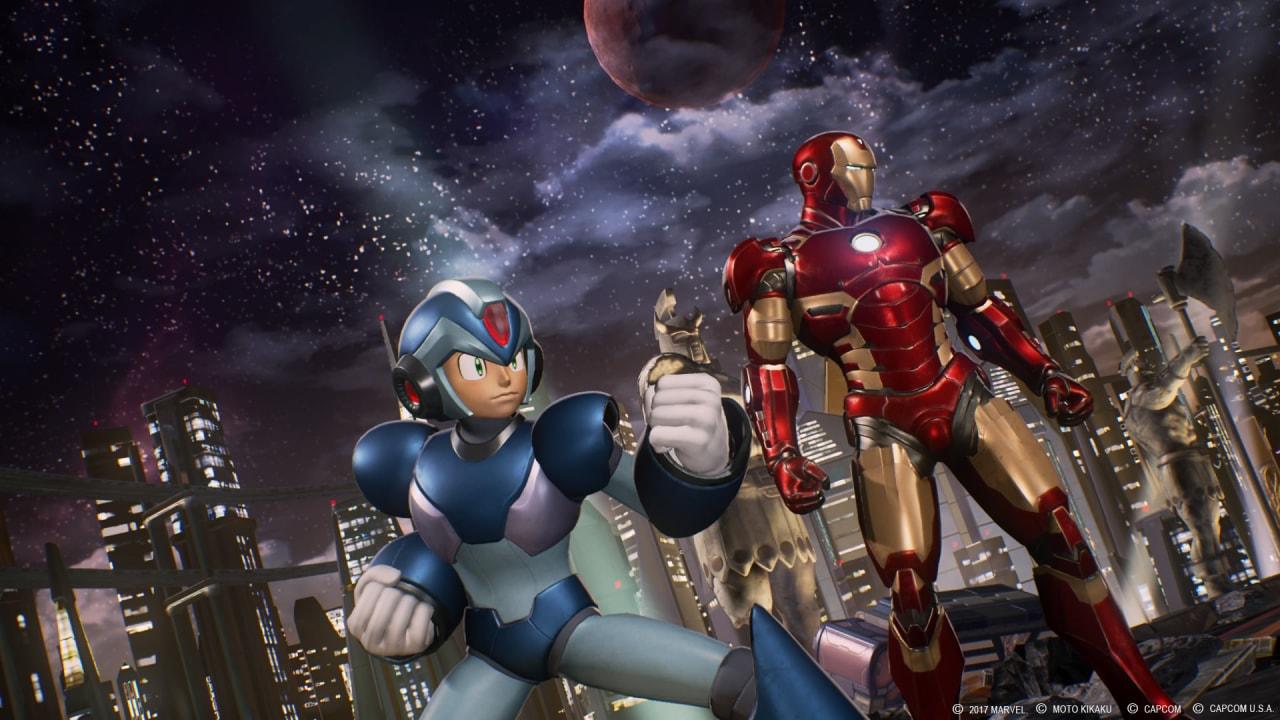 L'avete già scaricata la demo di Marvel vs. Capcom: Infinite? È fantastica! (video)