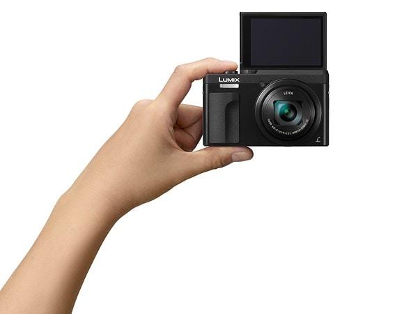 Panasonic DC-TZ90 è una compatta con zoom 30x, che non rinuncia ai video in 4K (foto)