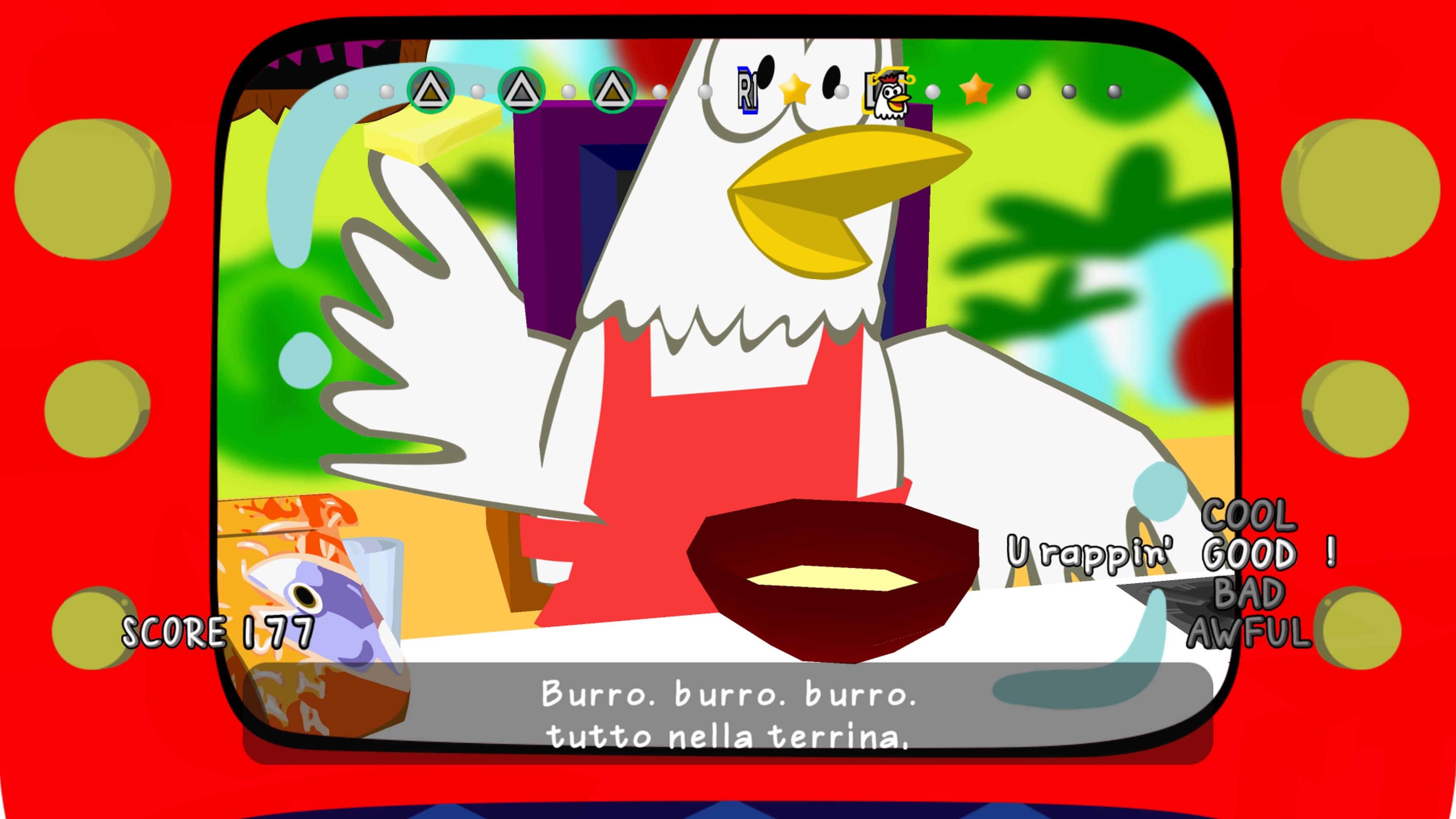 Parappa PS4 (7)