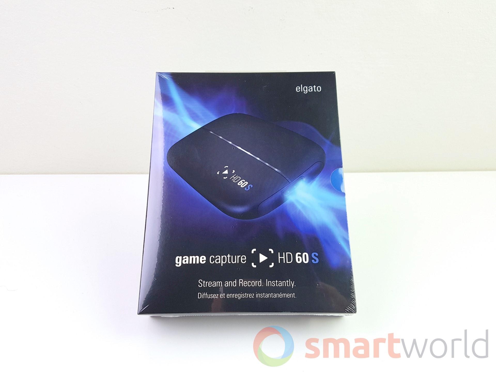 Recensione Elgato HD60 S – 1