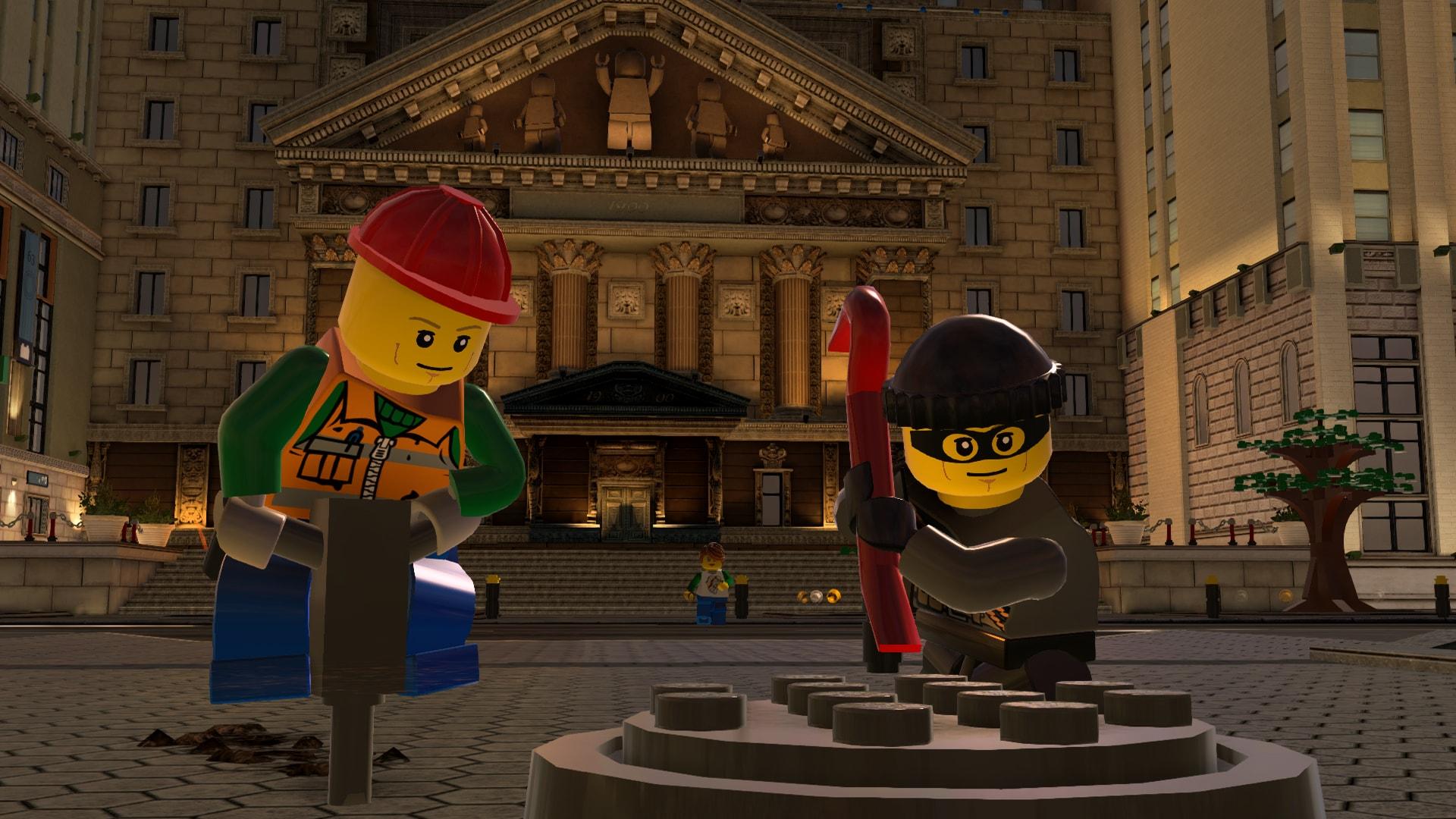 Recensione LEGO City Undercover – 2