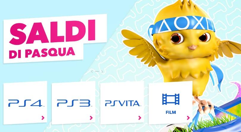 10 giochi PS4 da recuperare grazie ai nuovi Saldi di Pasqua