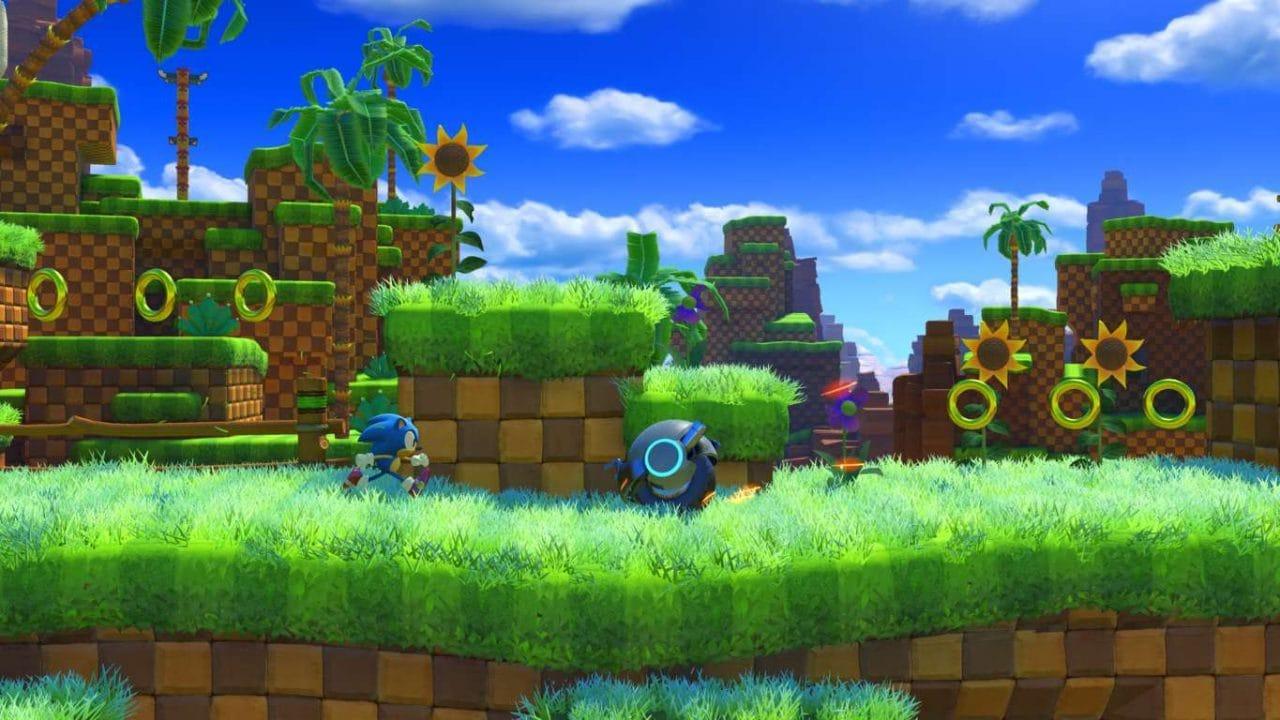 Vediamo Sonic classico in azione nel nuovissimo Sonic Forces (foto e video)