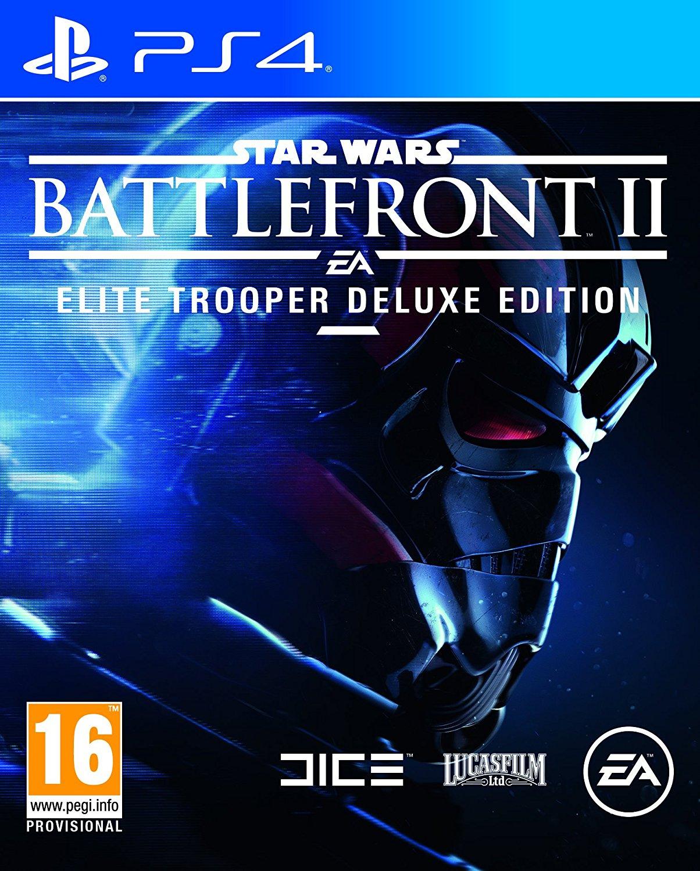 Star Wars Battlefront II- Elite Trooper Deluxe Edition