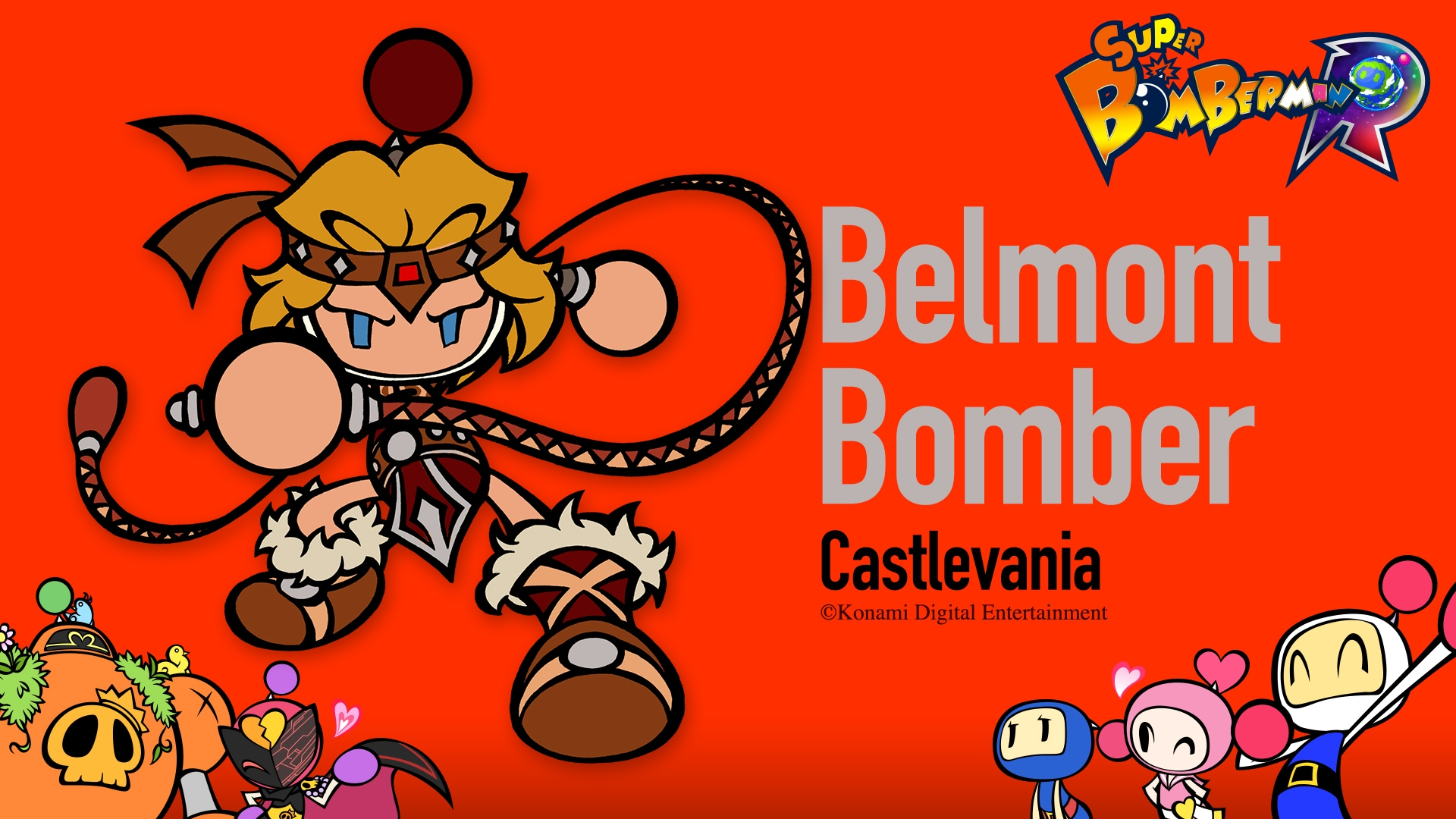 Super Bomberman R DLC – 1