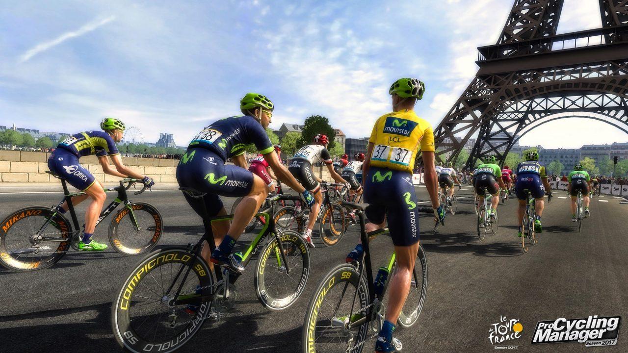 Pro Cycling Manager 2017 / Tour de France 2017 disponibili da oggi rispettivamente per PC e Console