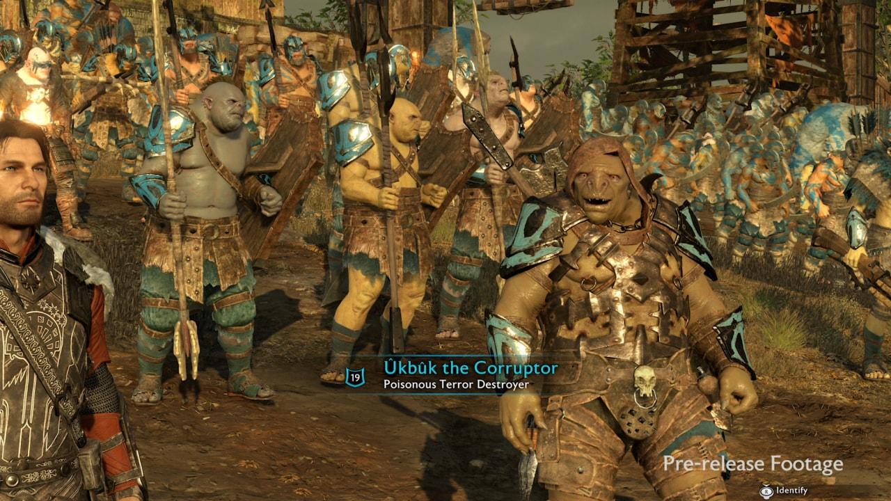 Racconti di Orchi è il nuovo trailer de La Terra di Mezzo: L'Ombra della Guerra