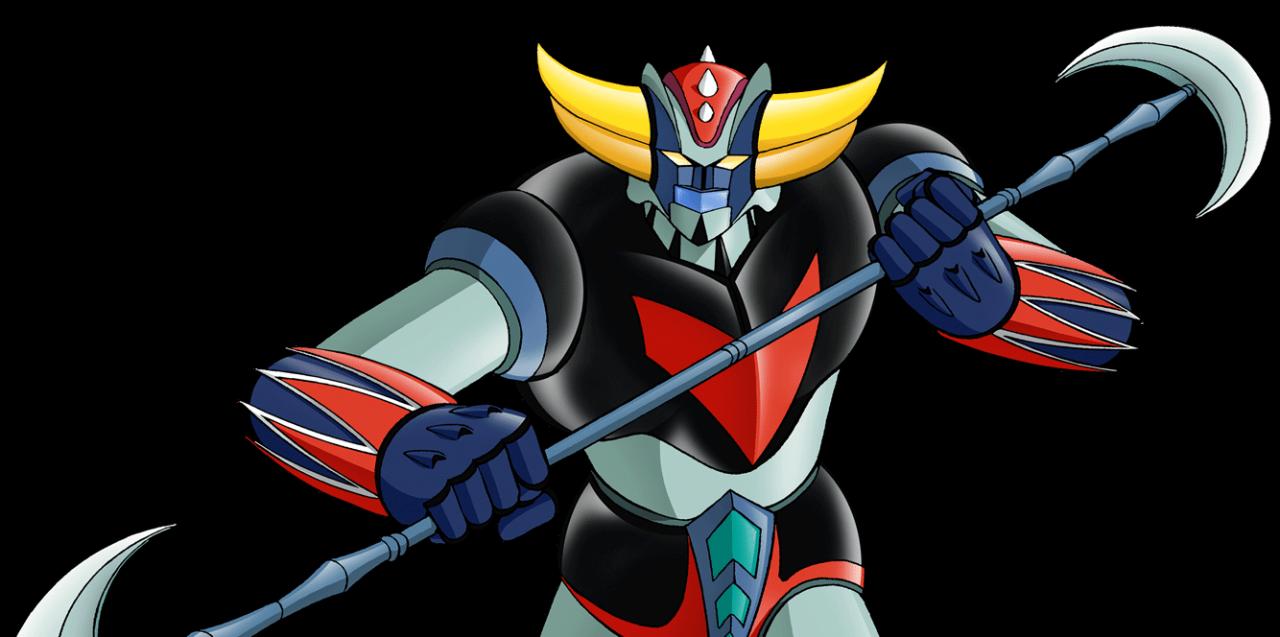 Cera una volta goldrake: un compendio dedicato al robot giapponese