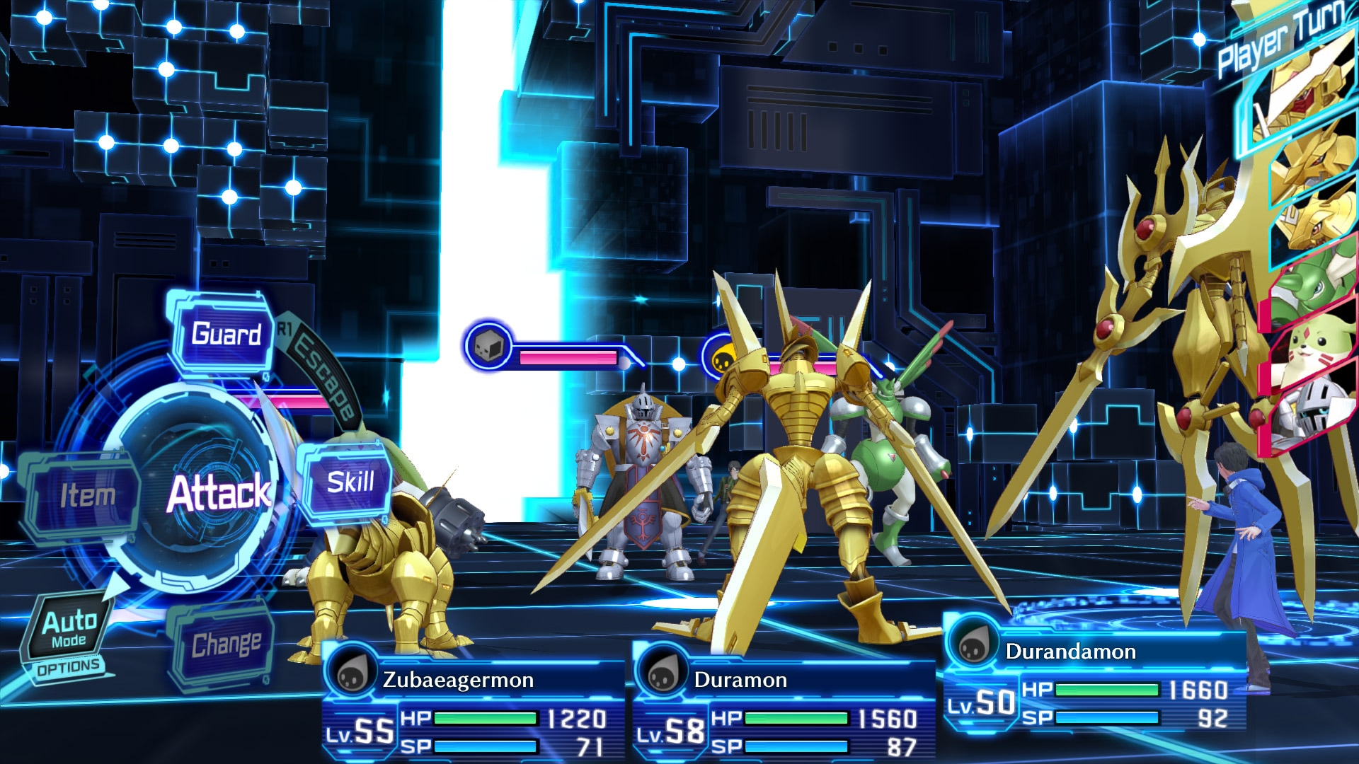 Digimon Story Cyber Sleuth – Hacker's Memory – 1