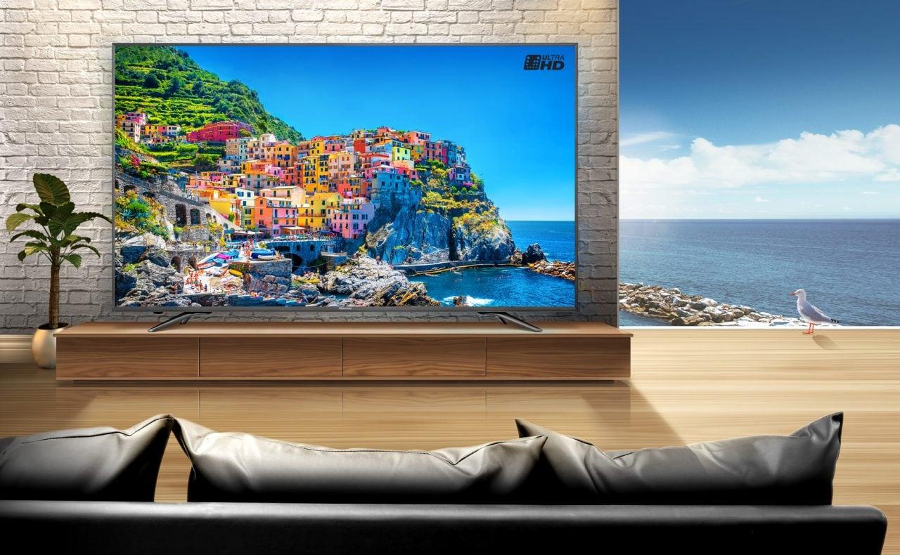 La nuova serie N6800 di televisori ULED di Hisense arriva ufficialmente in Italia
