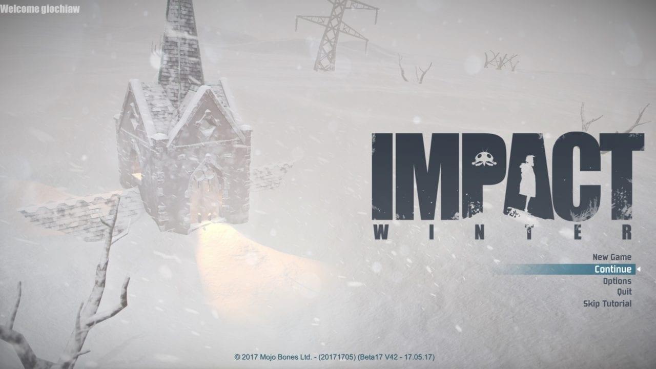 Chiudete le finestre: il vento gelido di Impact Winter arriva su PS4 e Xbox (foto e video recensione)