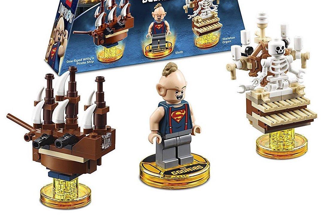 Super Sloth versione LEGO è bellissimo, nel nuovo set LEGO Dimensions (foto e video)