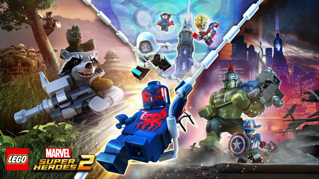 LEGO Marvel Super Heroes 2: diamo un'occhiata a Chronopolis (video)