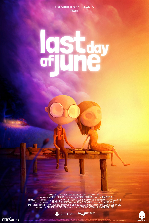 Last Day of June – 2
