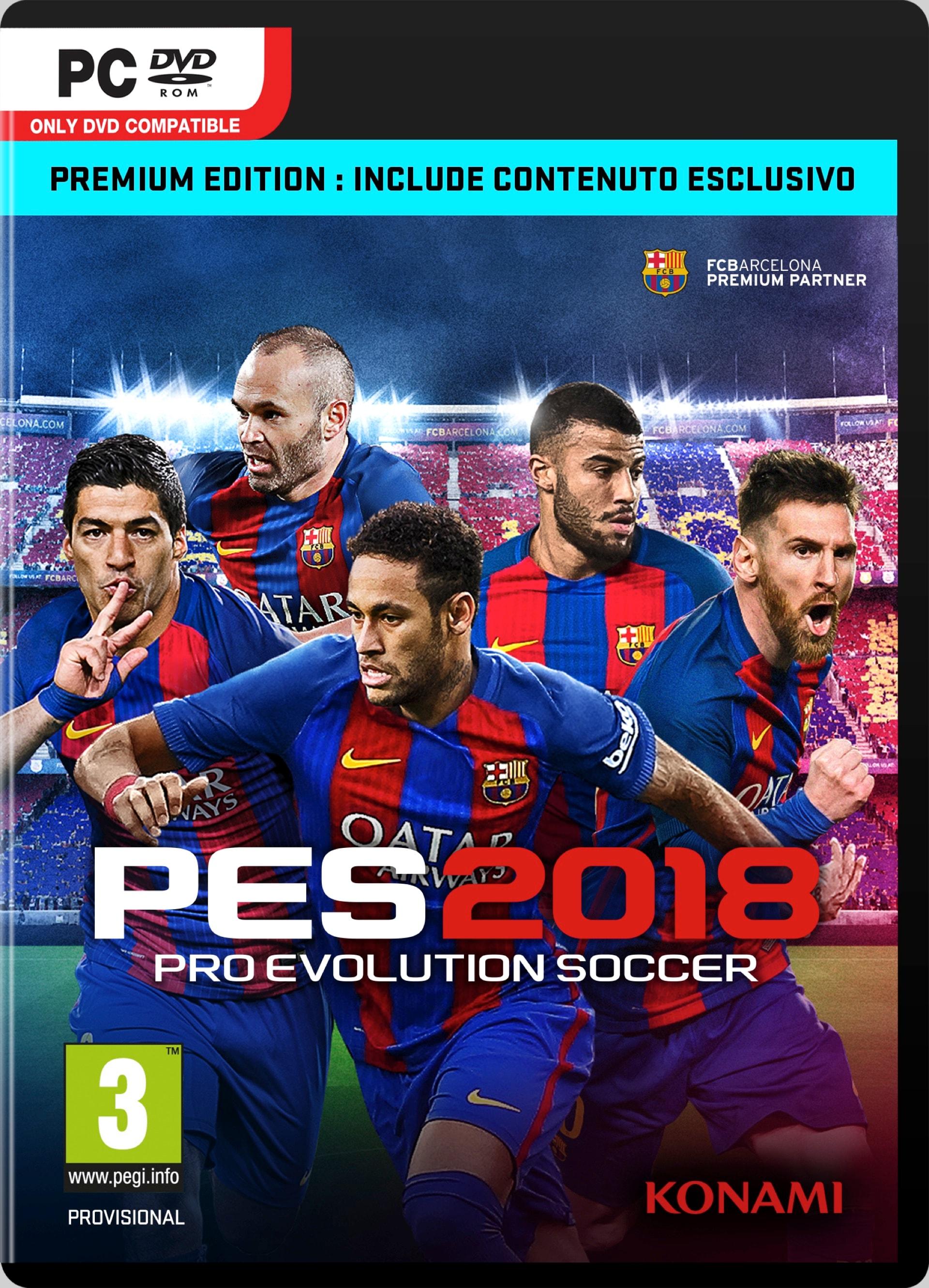 PES 2018 PC – 1