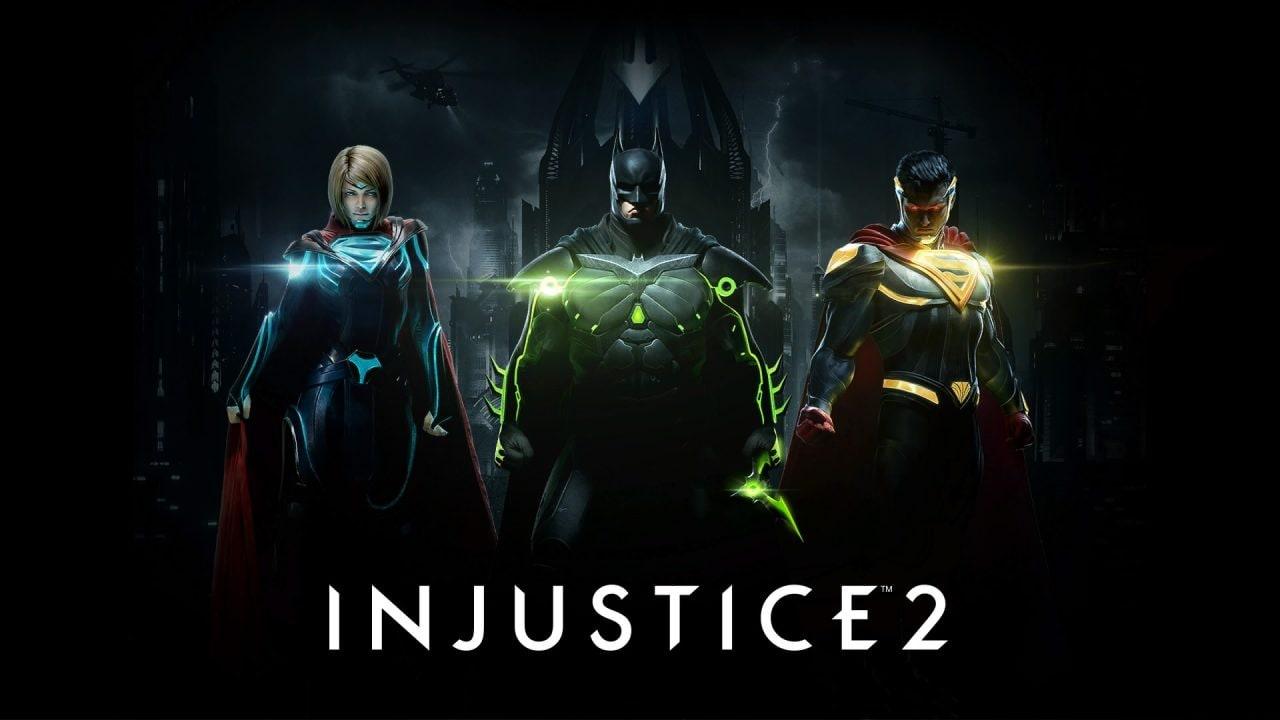 Injustice 2 – Legendary Edition disponibile per PS4, Xbox One e PC a 59,99€ (video)