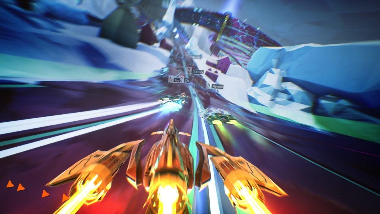 Il gioco di corse italiano Redout: Lightspeed Edition disponibile da oggi per PS4 e Xbox One