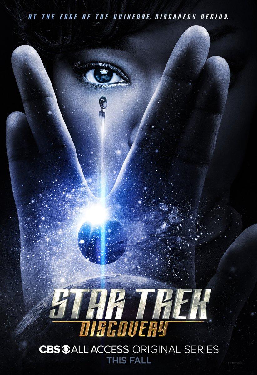 Star Trek Discovery Locandina