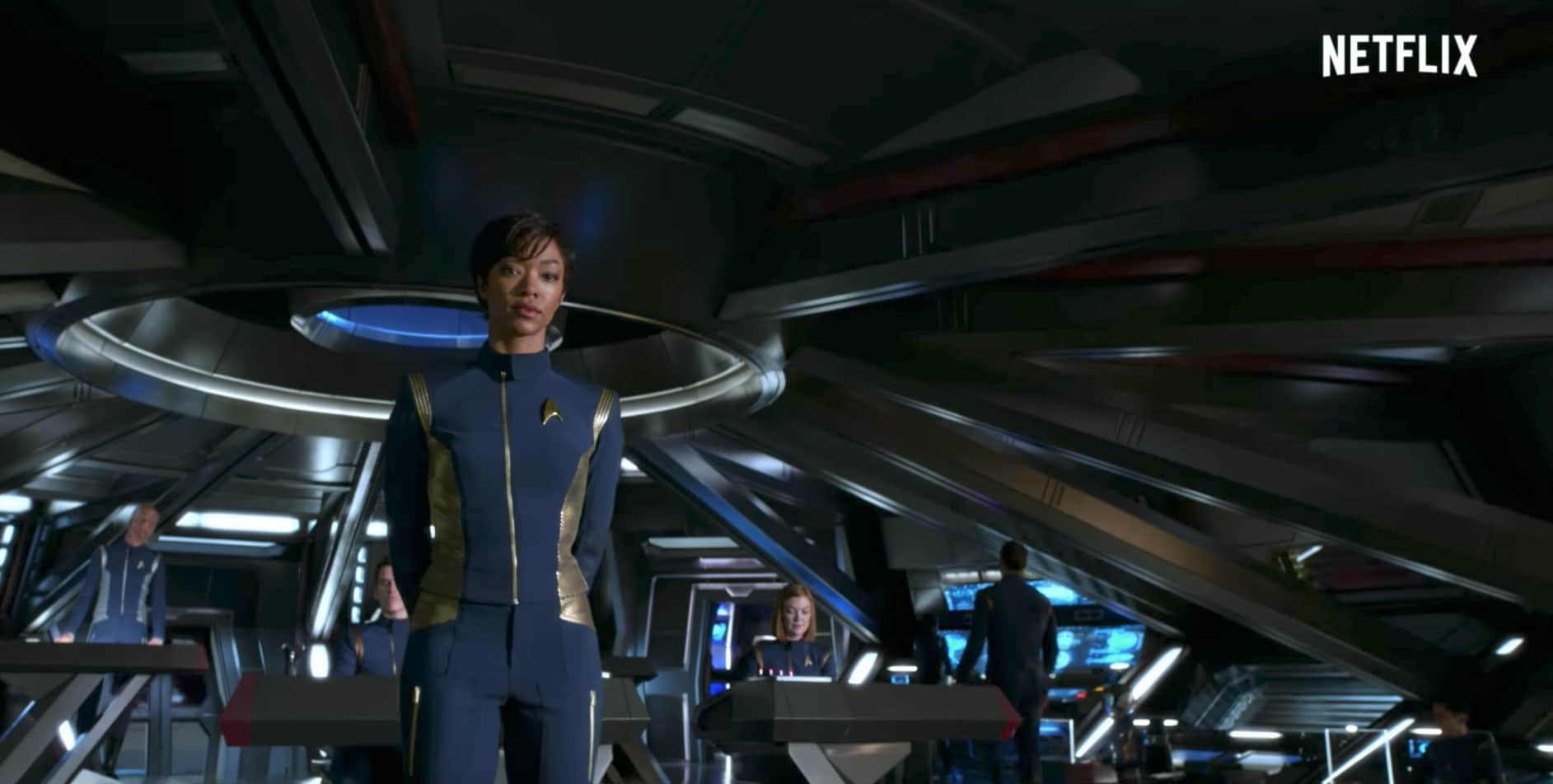 Star Trek Discovery Netflix – 1