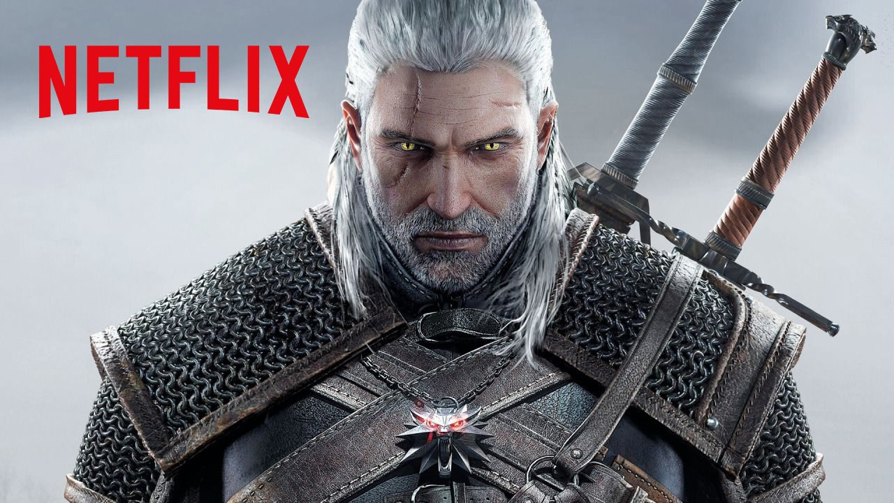 Netflix produrrà una serie TV ispirata alla saga di The Witcher