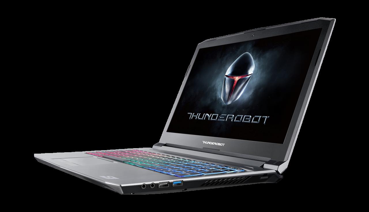"""Thunderobot ST-Plus, il portatile gaming da 15"""" e da 2,5 kg arriva anche in Europa a 1.299€ (foto)"""