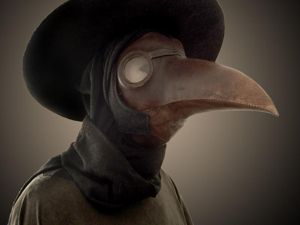 Perché Pegman di Google Maps è vestito da medico della peste?