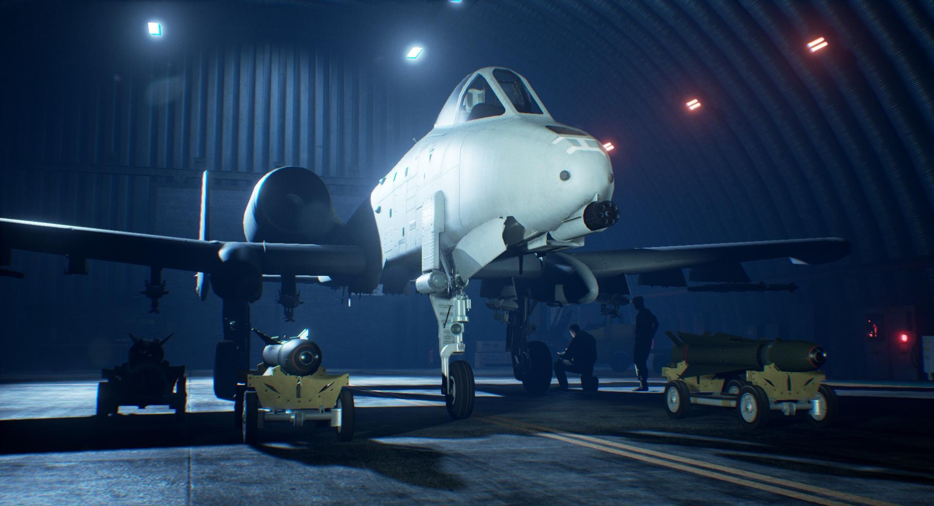 Ace Combat 7 Screenshot Nuovi – 1