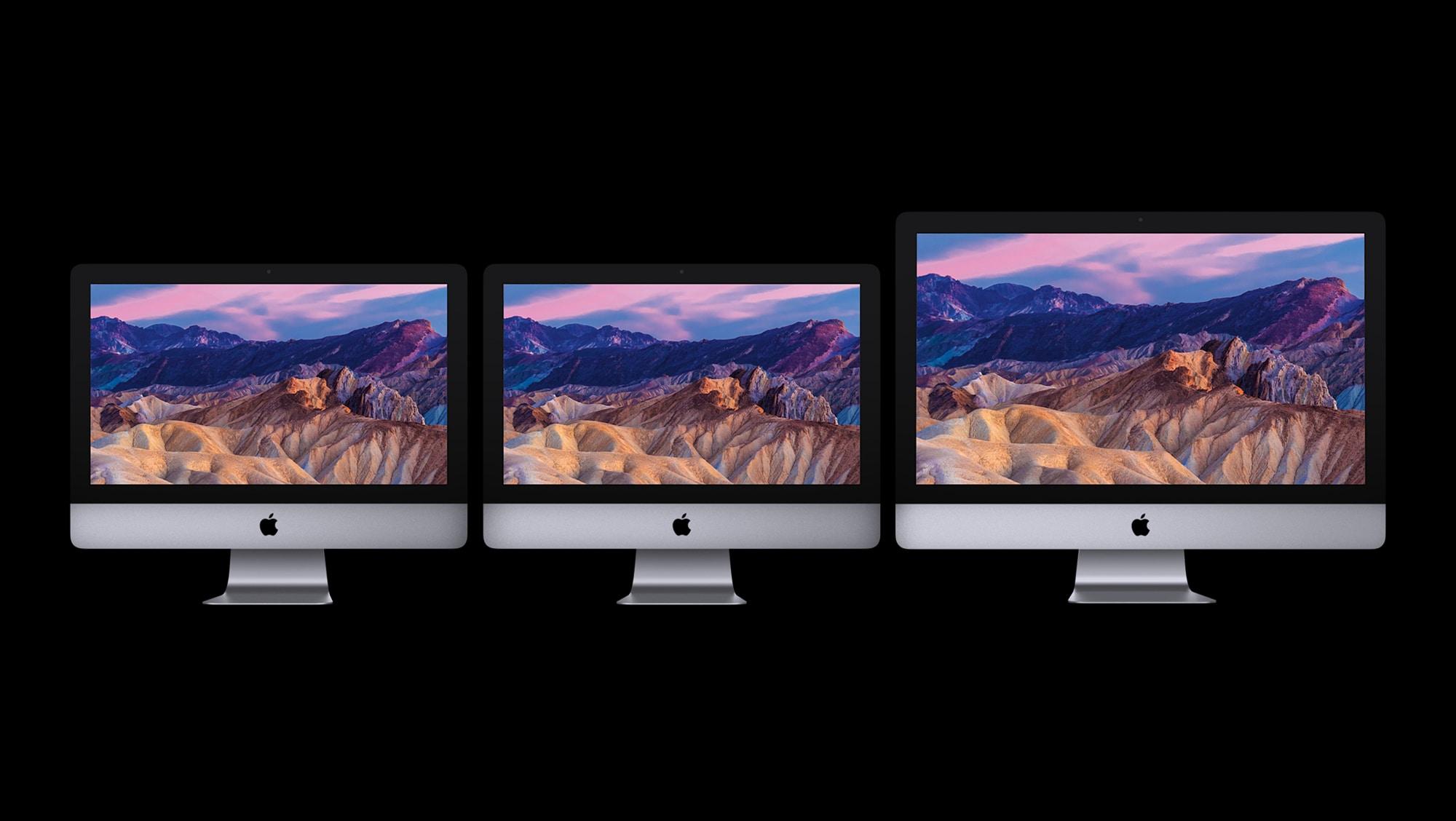 Apple iMac 2017 – 1