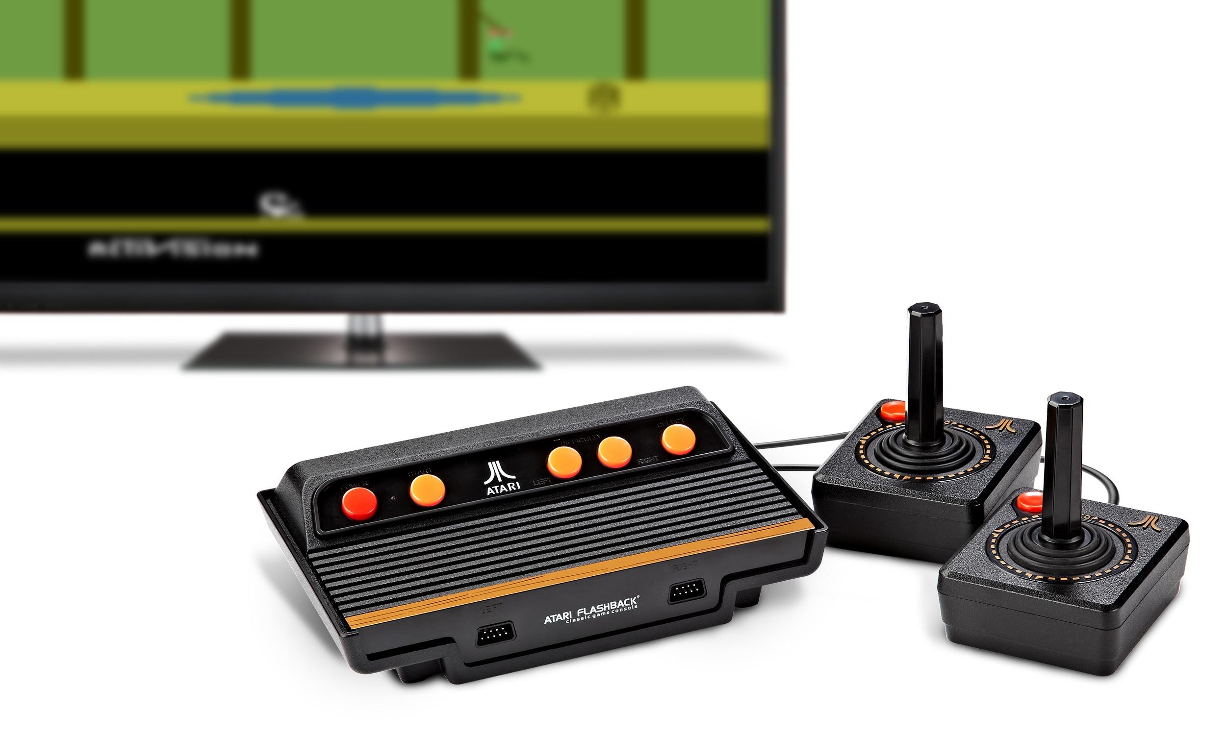 Atari Flashback 8 Classic Game Console – 1