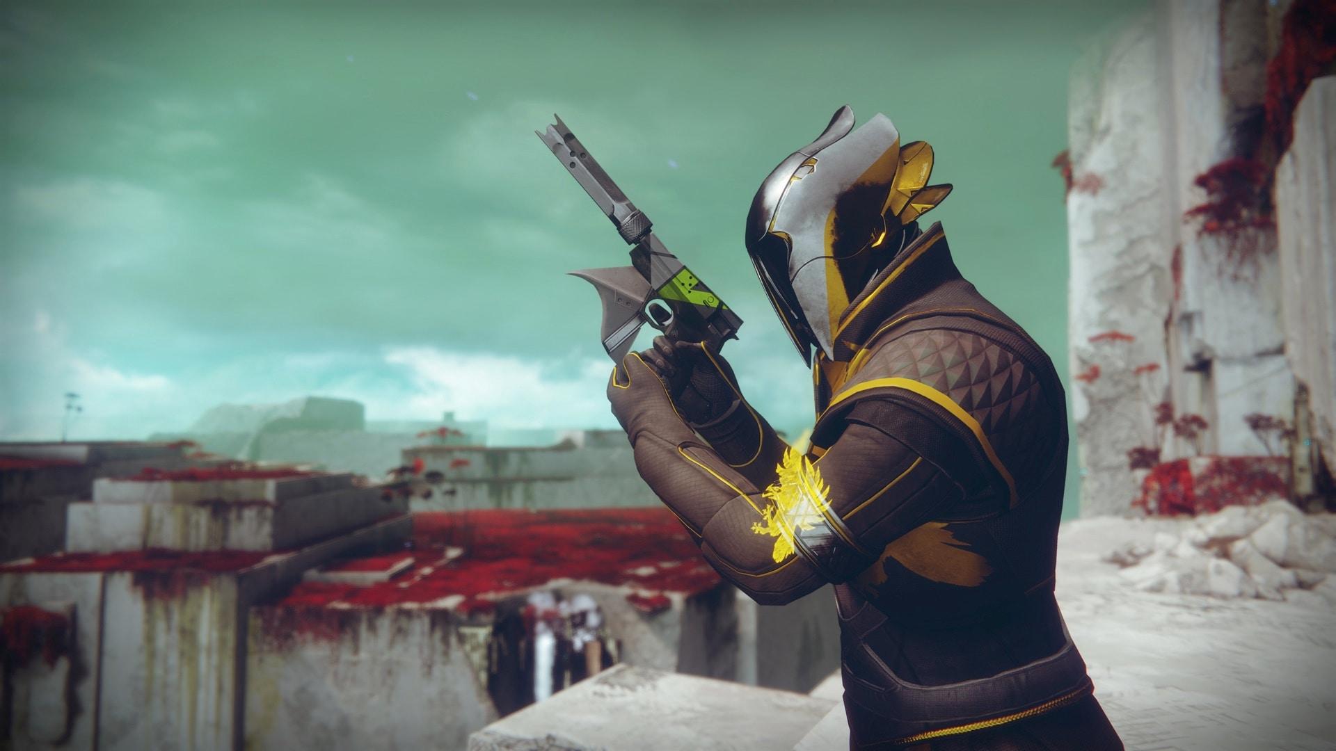 Destiny 2 Warlock – 1